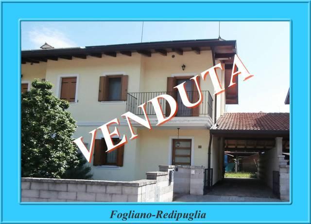 Villaschiera del 2006 con taverna a Fogliano Red.