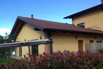 Villa a Schiera in affitto a Bagnolo Piemonte, 2 locali, prezzo € 350 | Cambio Casa.it