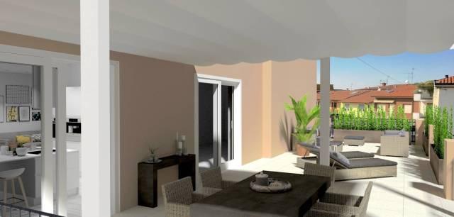 Appartamento quadrilocale in vendita a Osio Sotto (BG)