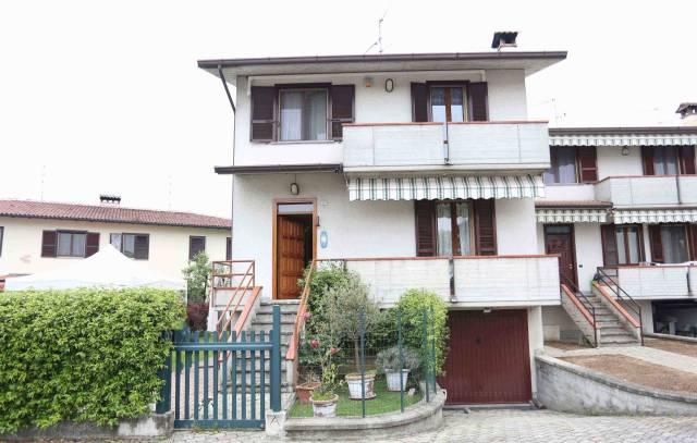 Villa a Schiera in vendita a Cornegliano Laudense, 4 locali, prezzo € 225.000 | Cambio Casa.it