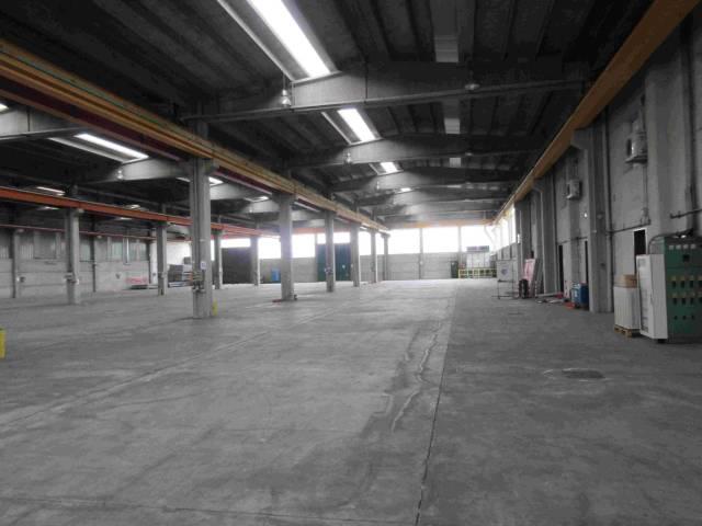 Laboratorio 6 locali in affitto a Grugliasco (TO)