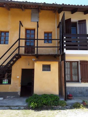 Soluzione Indipendente in vendita a Cisterna d'Asti, 3 locali, prezzo € 28.000 | Cambio Casa.it