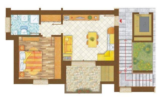 Appartamento, 57 Mq, Vendita - Budrio