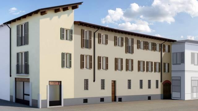 Appartamento in vendita a Pavia, 2 locali, prezzo € 190.000 | CambioCasa.it