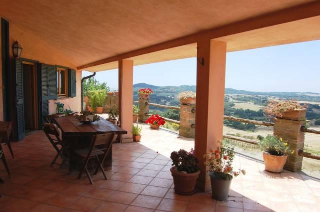 Villa in vendita a Sacrofano, 6 locali, prezzo € 480.000 | CambioCasa.it