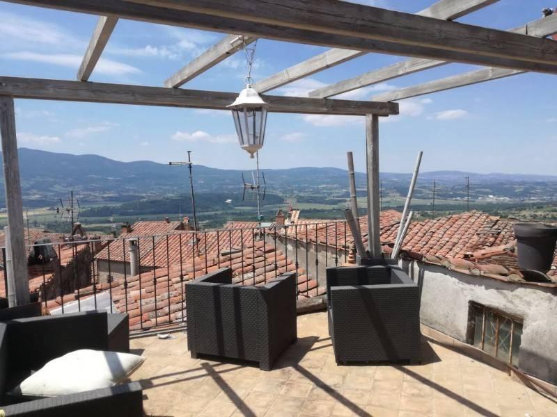 Casa indipendente in Vendita a Citta' Della Pieve Centro: 4 locali, 100 mq