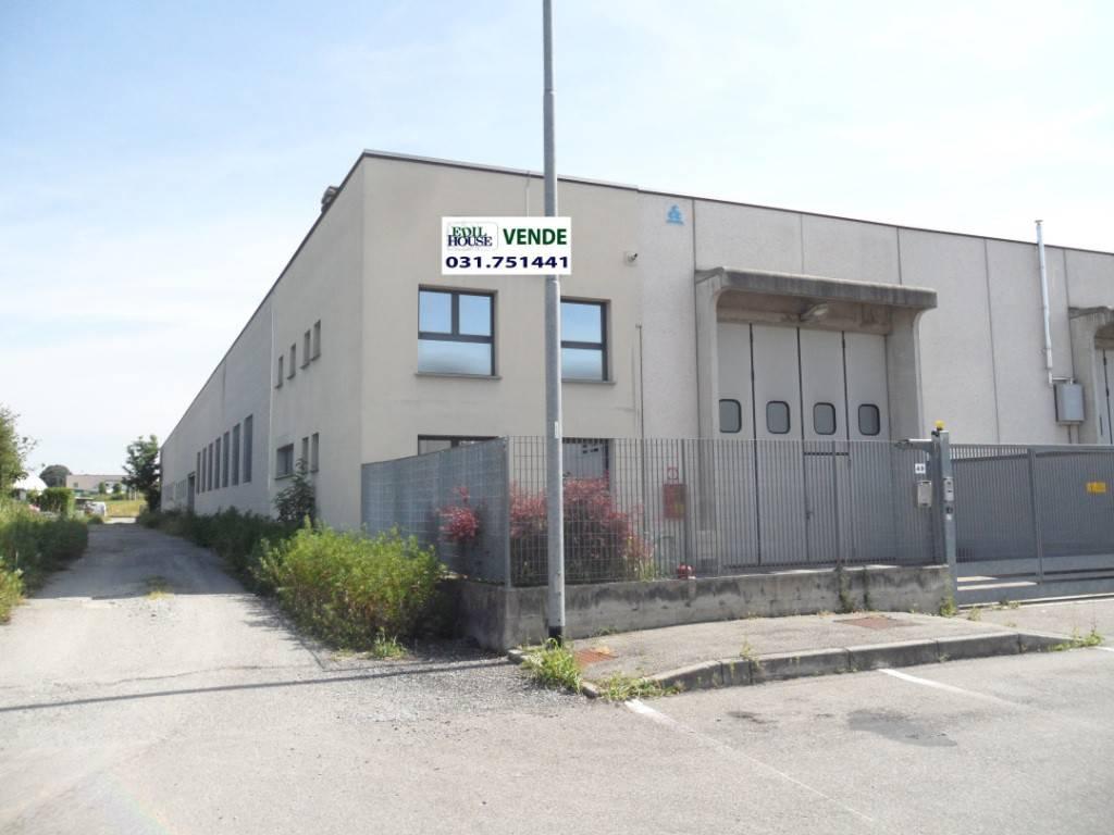 Capannone in vendita a Mariano Comense, 2 locali, prezzo € 690.000 | PortaleAgenzieImmobiliari.it