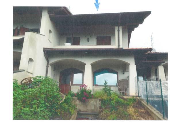 Villa a Schiera in vendita a Pollone, 4 locali, prezzo € 97.000 | Cambio Casa.it