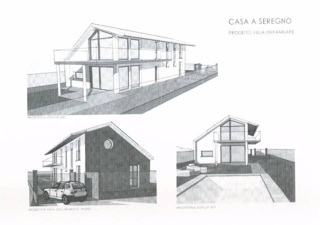 Terreno Edificabile Residenziale in vendita a Seregno, 9999 locali, prezzo € 140.000 | Cambio Casa.it