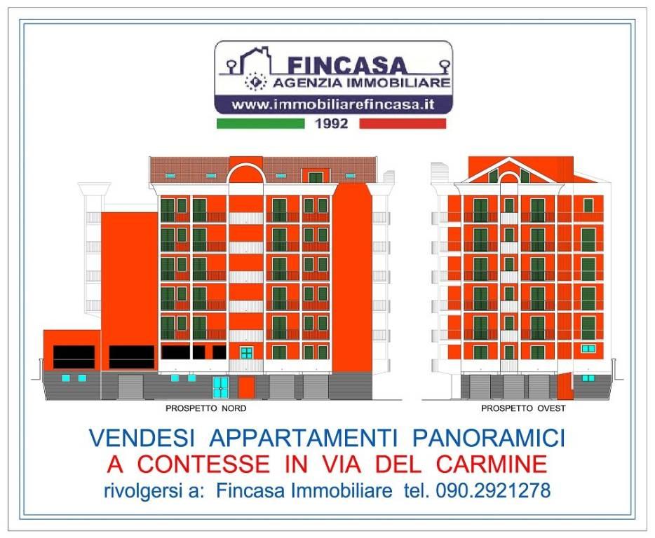 Appartamento in Vendita a Messina Periferia Sud:  3 locali, 76 mq  - Foto 1