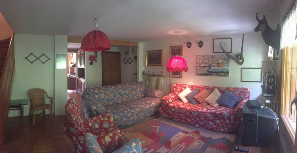 Attico / Mansarda in vendita a Gressoney-Saint-Jean, 4 locali, prezzo € 500.000 | PortaleAgenzieImmobiliari.it