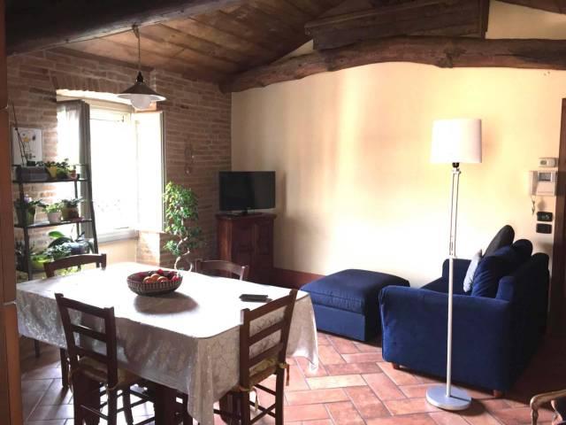 Attico / Mansarda in affitto a Bergamo, 3 locali, prezzo € 650 | Cambio Casa.it