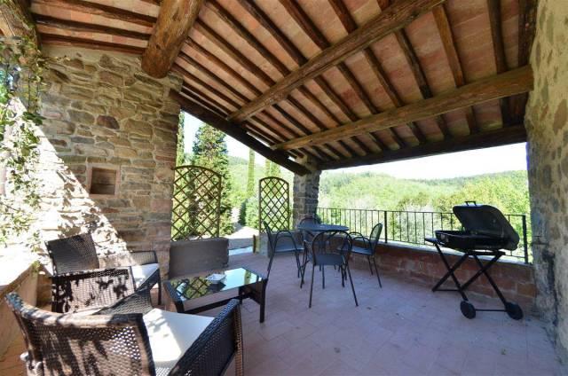 Siena - Gaiole in Chianti - località Montefienali.