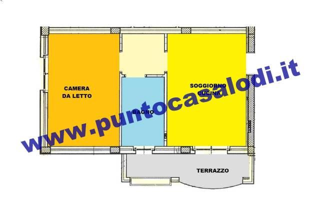 Bilocale Borgo San Giovanni Borgo San Giovanni 1