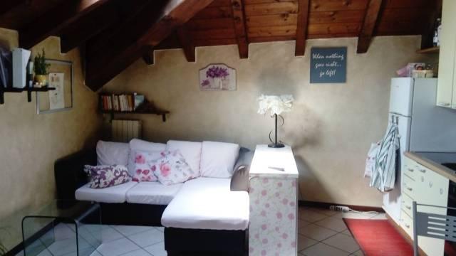 Appartamento in affitto a Capriate San Gervasio, 2 locali, prezzo € 350 | Cambio Casa.it