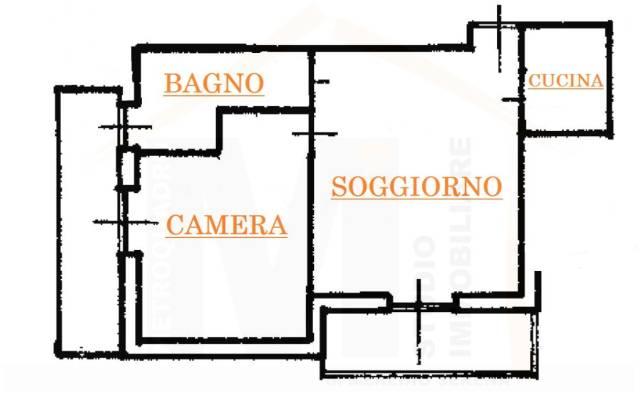 Appartamento da ristrutturare in vendita Rif. 4538857