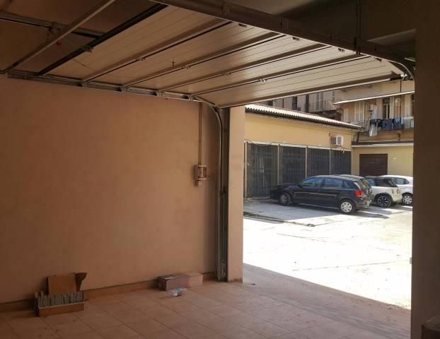 Asti Piazza Alfieri Garage nuovo 30 mq