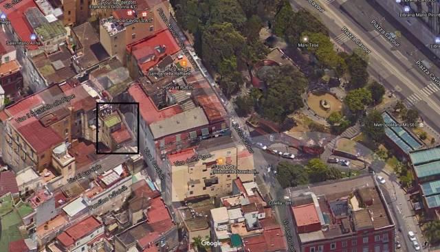 Bilocale Napoli Vico I Cavaiole 1
