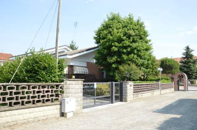 Villa in vendita via Gobetti 12 Volpiano
