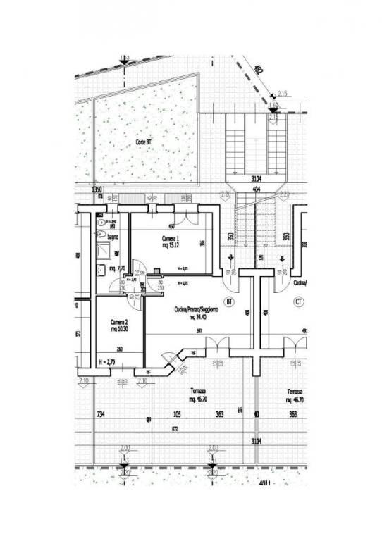 Appartamento in vendita a Castelbellino, 5 locali, prezzo € 170.000 | PortaleAgenzieImmobiliari.it