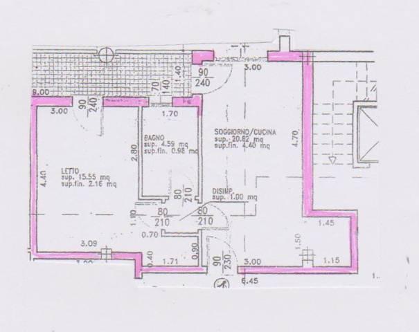 Appartamento, 45 Mq, Affitto - Rovigo (Rovigo)