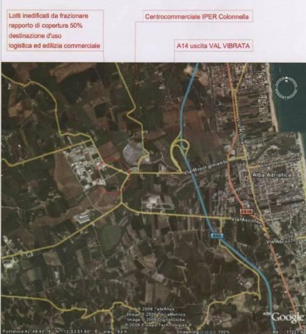 A Corropoli vendesi lotti edificabili Rif.11158749