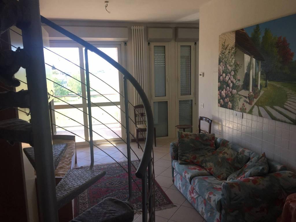 Attico / Mansarda in ottime condizioni in vendita Rif. 5012966