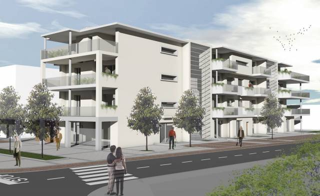 Appartamento trilocale in vendita a Seriate (BG)