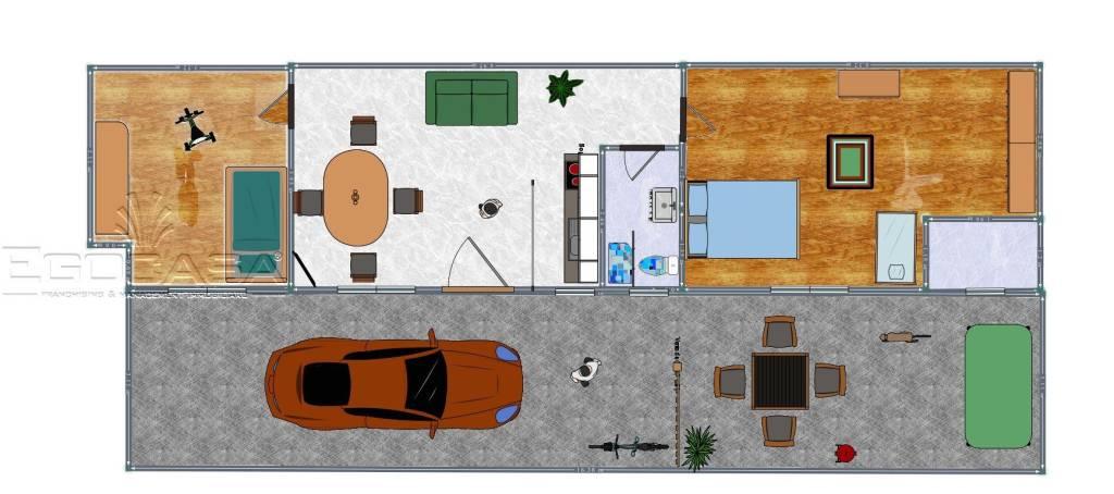 Appartamento da ristrutturare in vendita Rif. 8369681