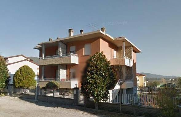Appartamento quadrilocale in vendita a Lisciano Niccone (PG)