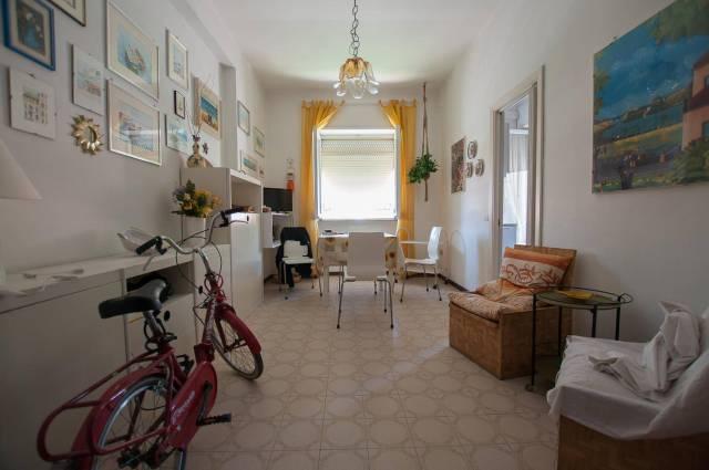 Appartamento in ottime condizioni parzialmente arredato in vendita Rif. 4244604