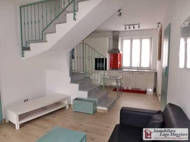 Appartamento in affitto a Ranco, 3 locali, prezzo € 580 | Cambio Casa.it