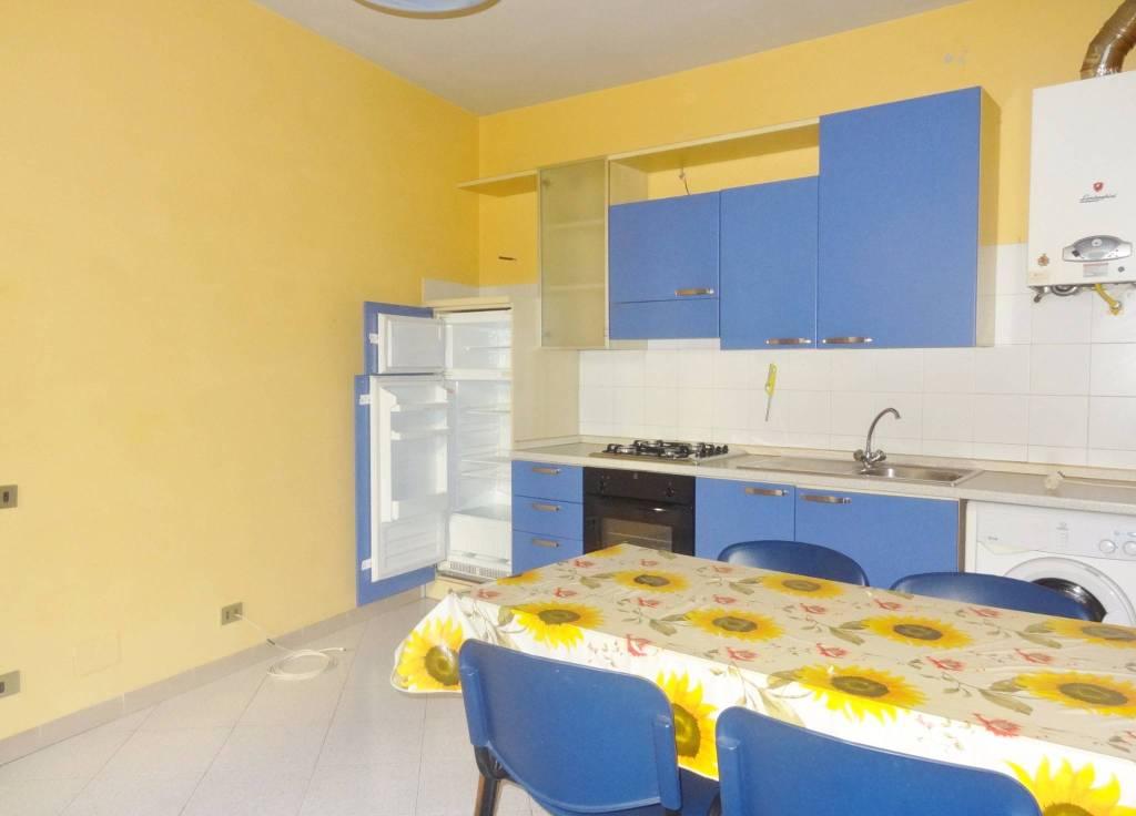 Appartamento in buone condizioni arredato in affitto Rif. 8021890