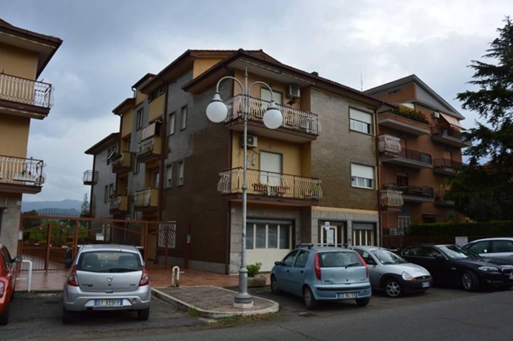 Gallicano nel Lazio Appartamento Trilocale