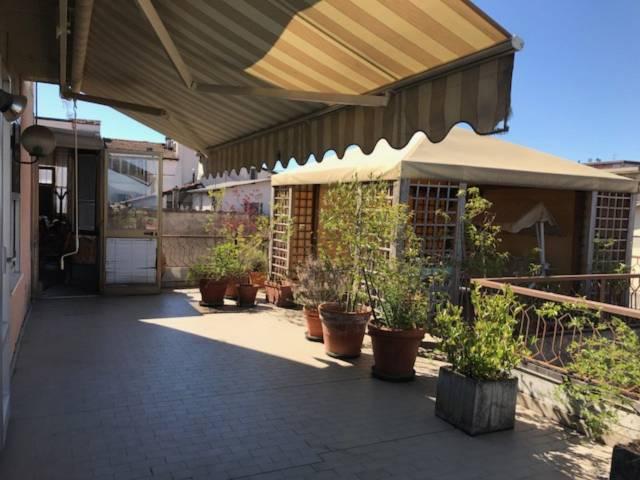 2108-FM Centralissimo attico 190 mq. terrazzo 160 mq.