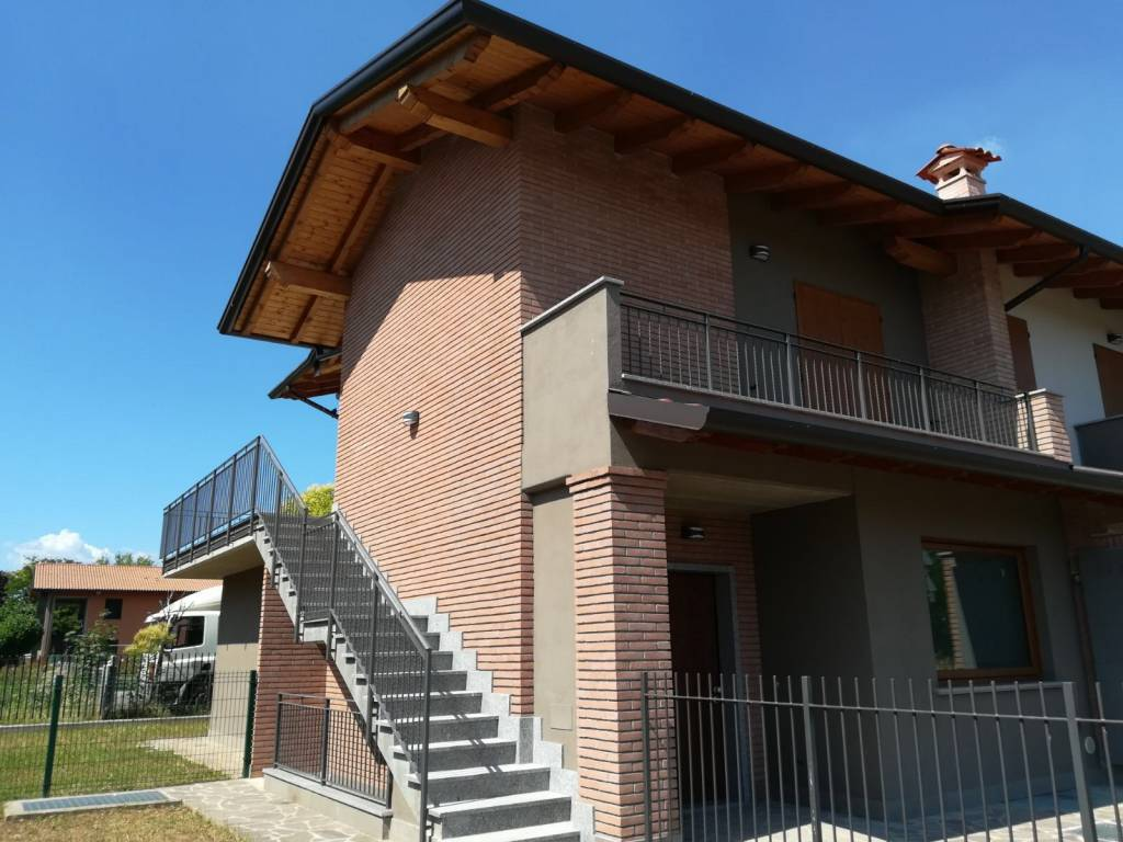 Villa in vendita a Verdello, 3 locali, prezzo € 265.000   PortaleAgenzieImmobiliari.it