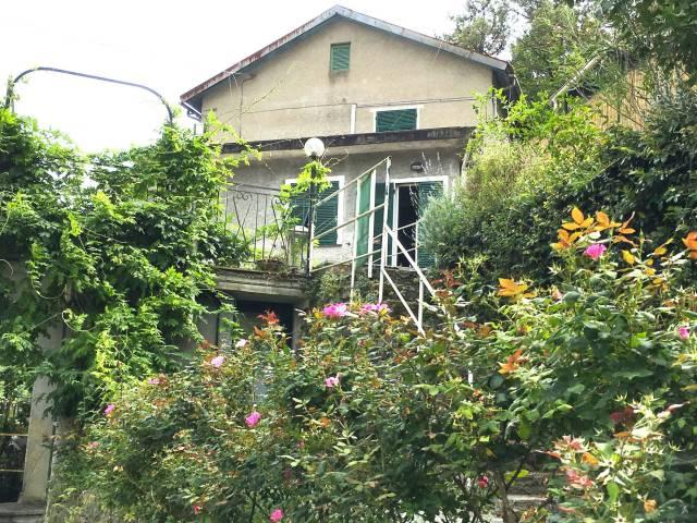Villa 6 locali in vendita a Rapallo (GE)