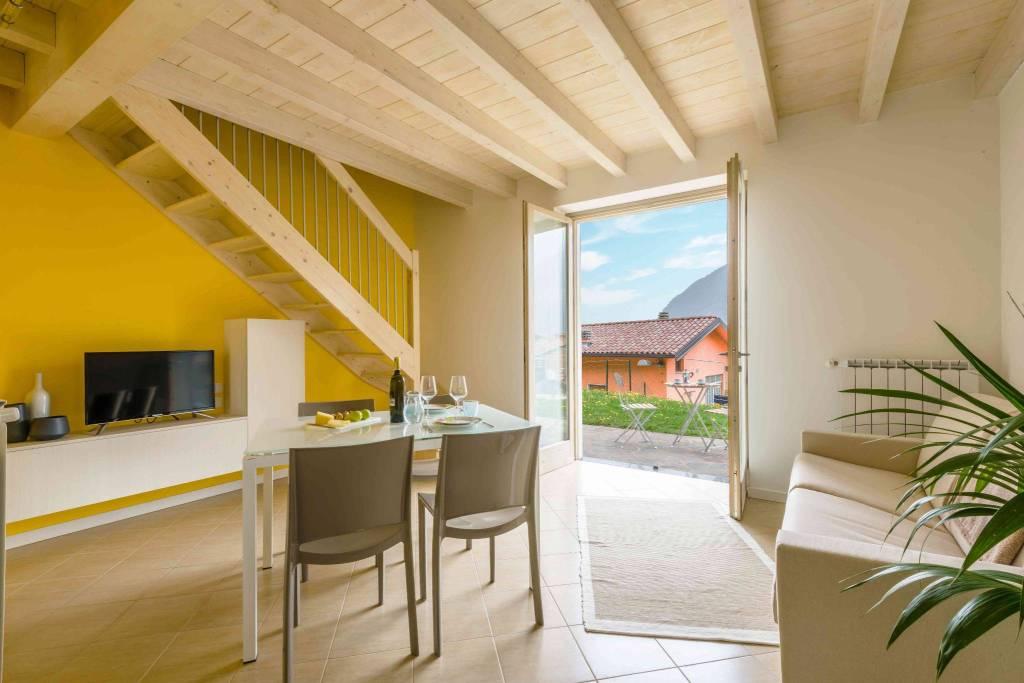 Appartamento in affitto a Fonteno, 2 locali, Trattative riservate   CambioCasa.it