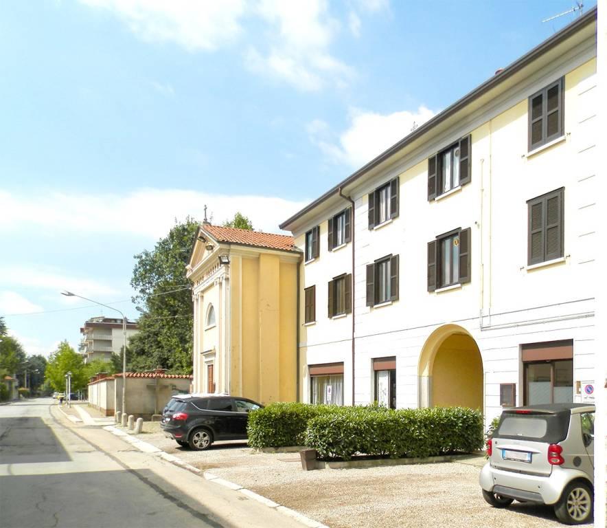 Appartamento in ottime condizioni parzialmente arredato in affitto Rif. 8047432