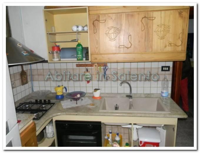 Appartamento in vendita a Specchia, 4 locali, prezzo € 78.000 | PortaleAgenzieImmobiliari.it