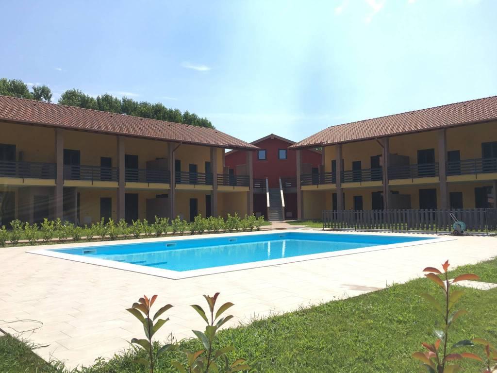 Appartamento in vendita via In Prè Borgo Ticino