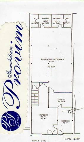 CAPANNONE ARTIGIANALE INDUSTRIALE Rif. 4812589