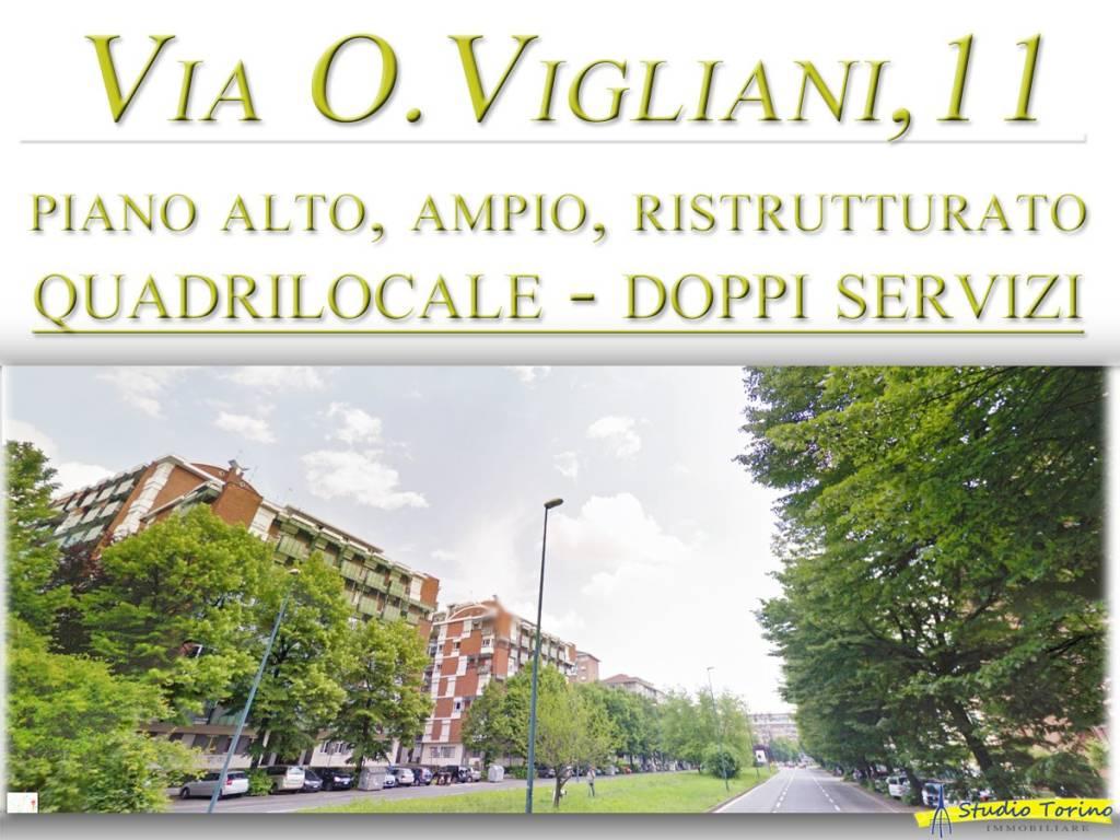 Foto 1 di Quadrilocale via Onorato Vigliani 11, Torino (zona Mirafiori)
