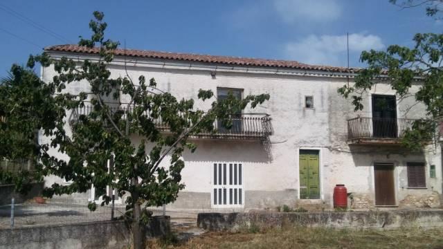 Soluzione Indipendente in vendita a Raviscanina, 5 locali, prezzo € 70.000   Cambio Casa.it