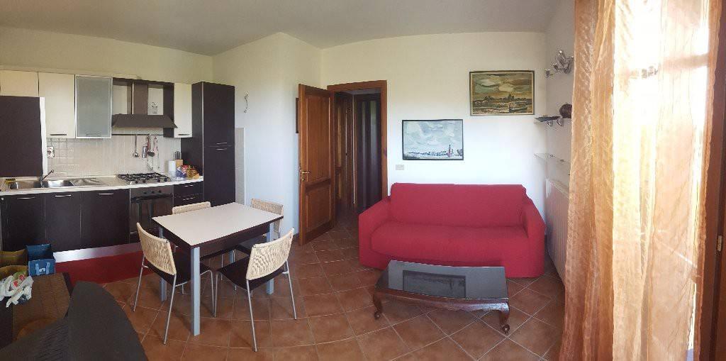 Appartamento in vendita a Orciano Pisano, 2 locali, prezzo € 98.000 | PortaleAgenzieImmobiliari.it