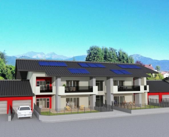 Appartamento in vendita a Bernezzo, 4 locali, prezzo € 235.000 | CambioCasa.it