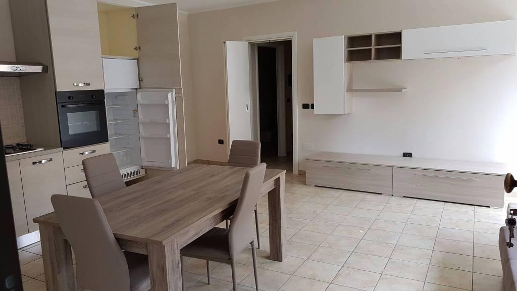 Appartamento in ottime condizioni arredato in affitto Rif. 8493161