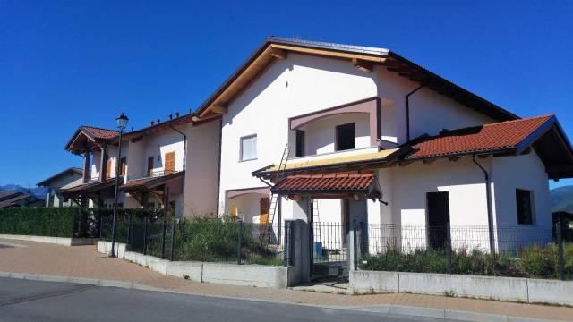 Bilocale Bernezzo Via Monte Tibert 4