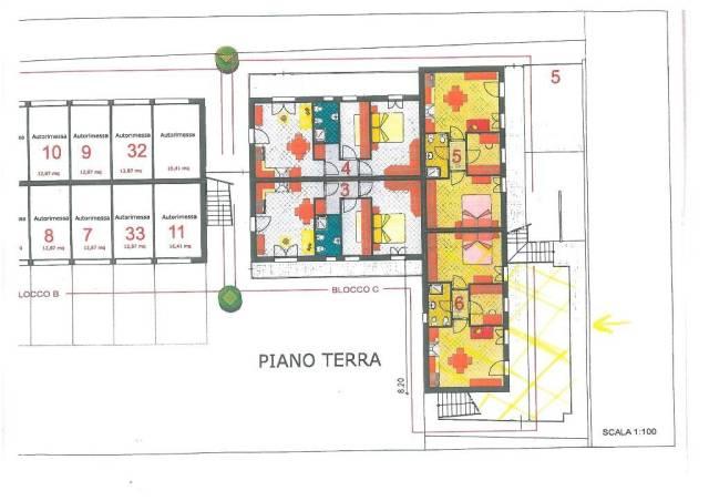 Appartamento in affitto Rif. 4565855