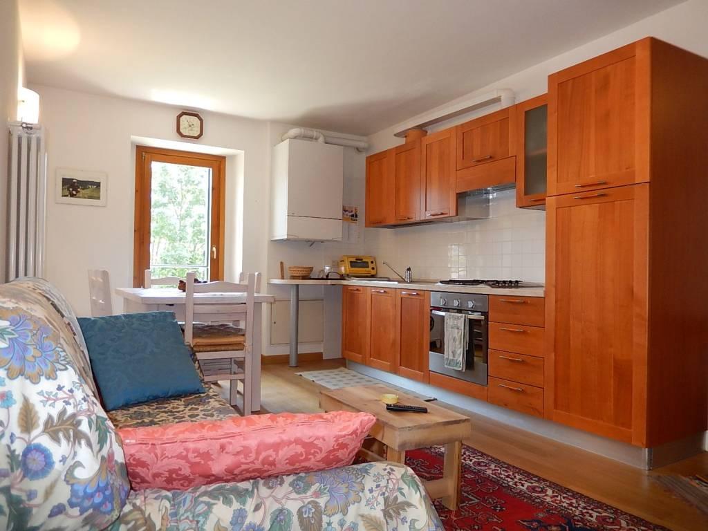 Appartamento in ottime condizioni arredato in vendita Rif. 5016011